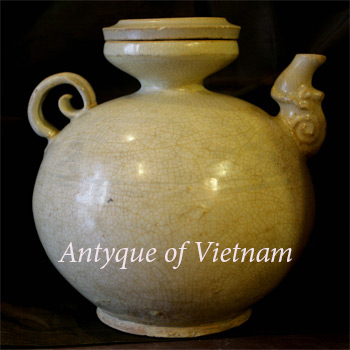 Antique Objects of Stone, Bronze, Ceramic
